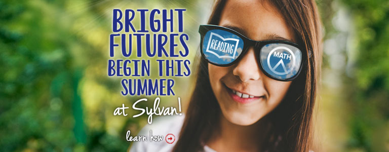 Bright futures begin this summer at Sylvan! 758x300