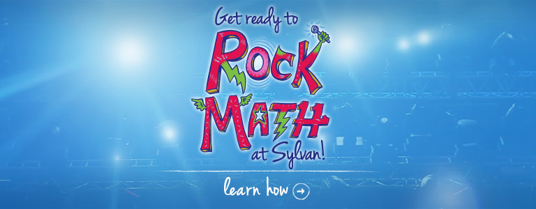 Rock Math at Sylvan!