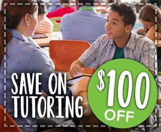 100-off-tutoring
