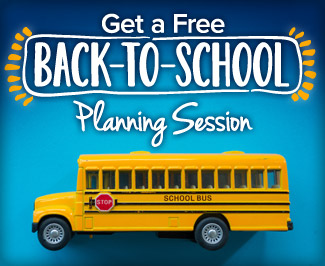 Get a Free Back-to-School Planning Session
