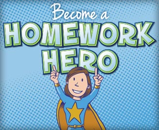 Become a Homework Hero
