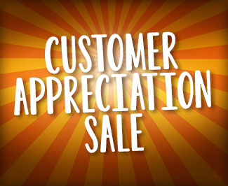 CUSTOMER APPRECIATION Opt In