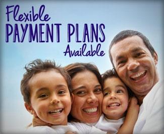 Flexible Payment Plans Available