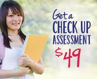 Sylvan Check Up Assessment for $49