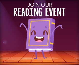 Reading Event graphic