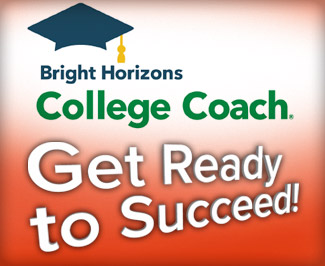 Bright Horizons College Coach, get ready to succeed