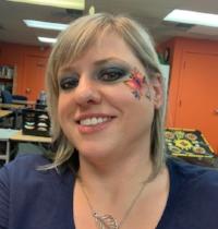 Erin Woodard, Teacher