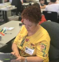 Sherry Gettig, Reading and Math Teacher