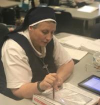 Sister Mary Margaret Dilabio, Reading, Math, Writing, SAT/ACT Prep Teacher