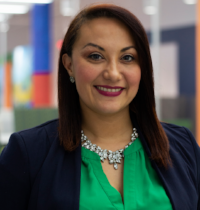 Brenda Garza, Marketing Manager