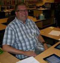 Steve, Teacher/Test Administrator