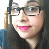 Mariam Rezian, Administrative Assistant