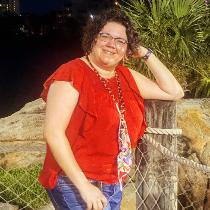 Martha Alvarez, Center Director
