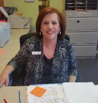 Rozanne Ayvas, Front Desk Receptionist