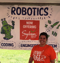 Jenna Landry, Lead Robotics Instructor