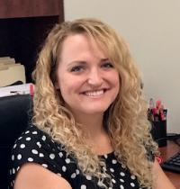 Sarah Gschwend, Director of Operations