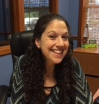 Giovanna, Director of Student Advancement