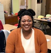 Keiondria Grant, Center Coordinator, Instructor, and Proctor