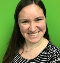 Haylie Tate, BA, Marketing Director and teacher