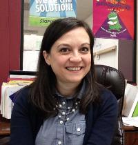 April Roberts, Center Director