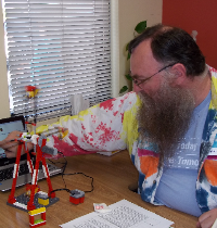 Mason P., Robotics and Coding Instructor