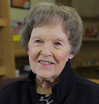 Shirley Young, Tutor