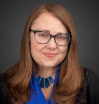 Erin Jackson, Center Director