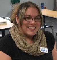 Angie Robinson, Teacher