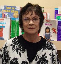 Nancy Clarey, Tutor/Assessment Administrator