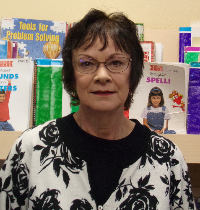 Nancy Clarey, Tutor/Assessment Administrator - Sioux Falls