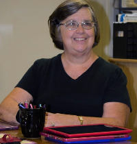 Betty Hughes, Co-Lead Tutor
