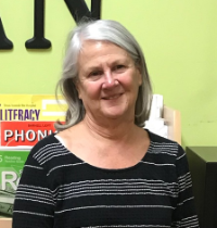 Linda Jacobs, Certified Tutor