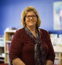Leslie Rogers, Assistant Director