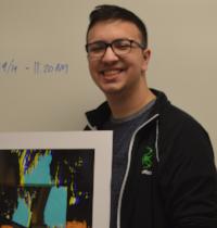 Jeremy Litberg, STEM Leader/Center Assistant