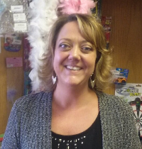 Kimberlee Ellison, Center Director