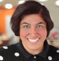 Roxana Shirandami, Teacher's Assistant
