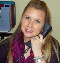 Katie Ruby, Center Director