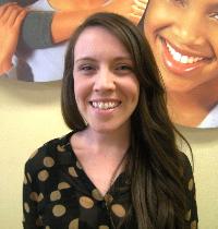 Katie Hilbert, Center Director