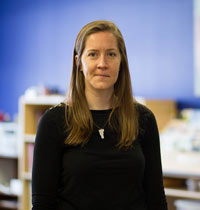 Sydney Chandler , Area Education Director