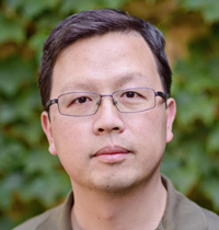 Vincent Zhang, Center Director