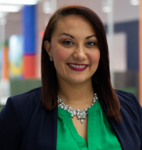 Brenda Garza, Marketing Manager