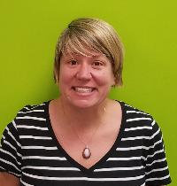 Tracy Rubidoux-Cadd, Center Assistant