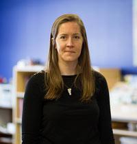 Sydney Chandler, Area Education Director