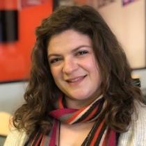 Samantha Flores, Center Director