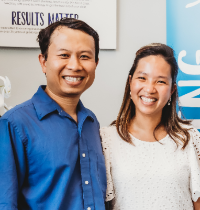 Nhan Dinh & An Tran, Franchise Owners