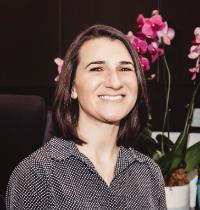 Paige Ashkeboussi, Lead Teacher
