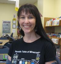 Marie, Teacher